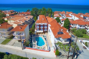 Photos, Summer Dream Hotel, Chalkidiki, hotels, rooms, apartments, vacations, Polichrono, pool